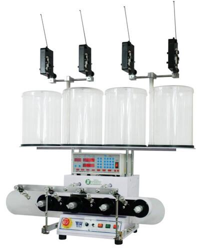 Emtel - 4lü Otomatik Trafo Bobin Sarım Makinesi