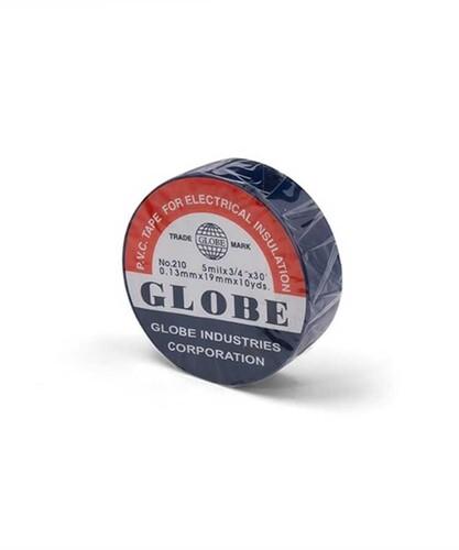 GLOBE - Globe İzole Elektrik Bant 10 lu 19mm x 9.1 yard