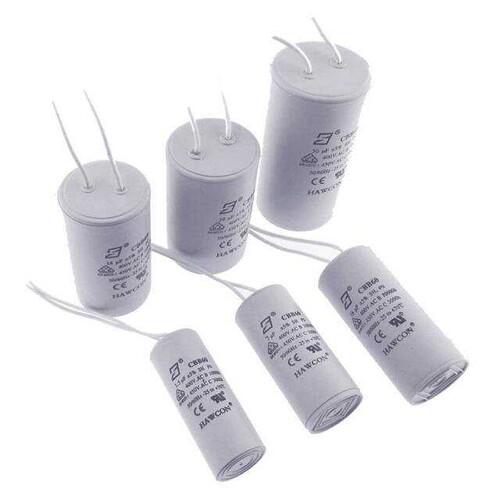 Hawcon - Daimi Devre kablolu Motor Kondansatörleri