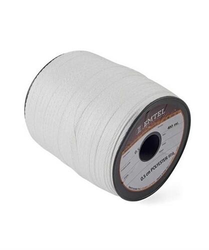 Emtel - Polyester Fitil (Balık Sırtı Şerit)