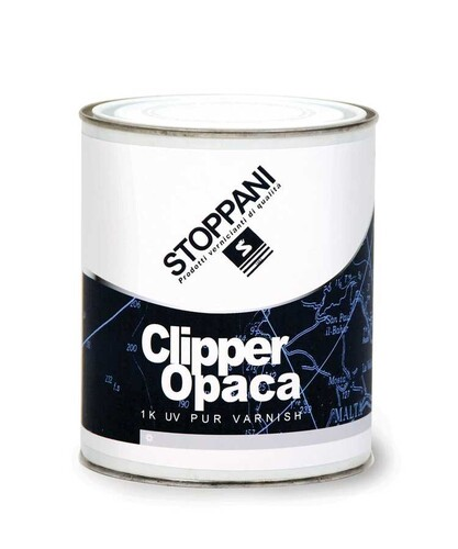 Stoppani - Stoppani Clipper Opaco UV Mat Vernik